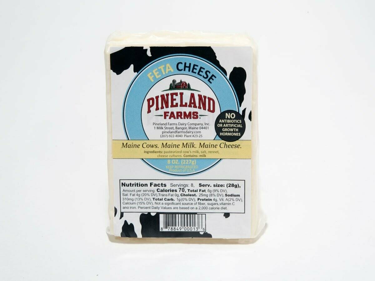 Cheese Pineland Feta Block 8oz