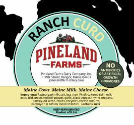 Cheese Curd Ranch Pineland