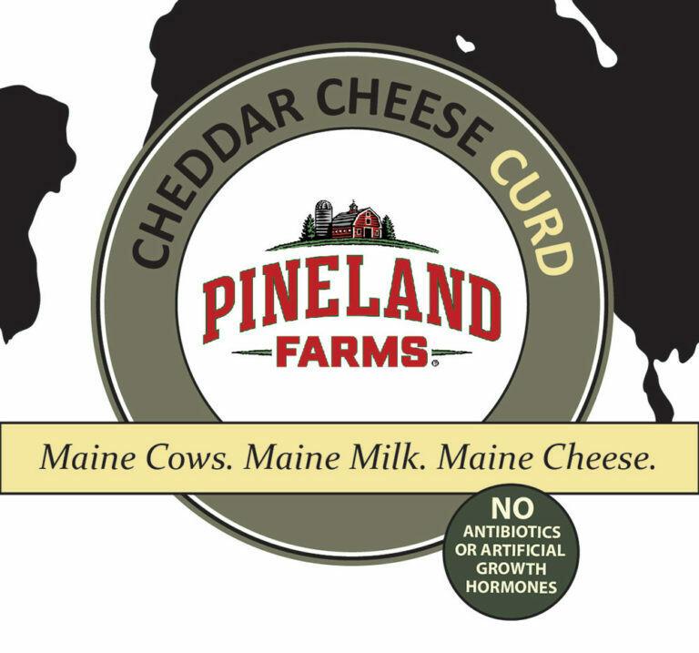 Cheese Curd Cheddar Pineland