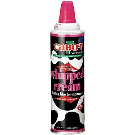Whipped Cream 14oz