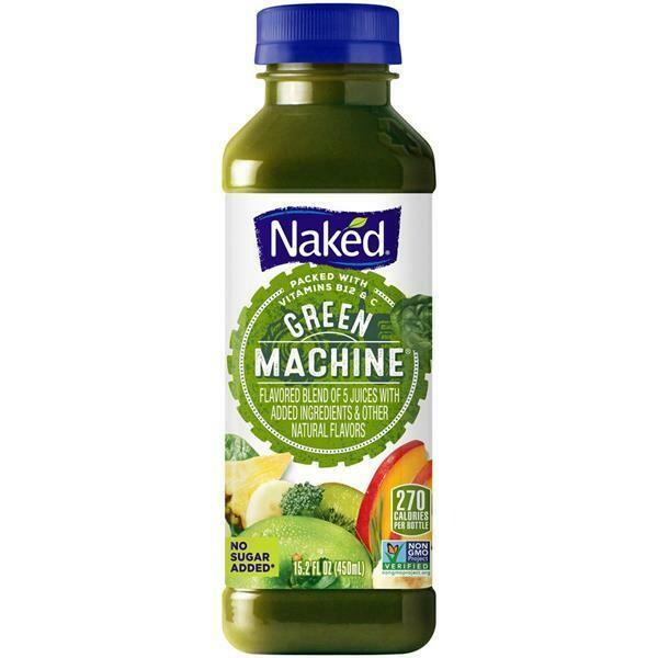 Naked Green Machine 15.2oz