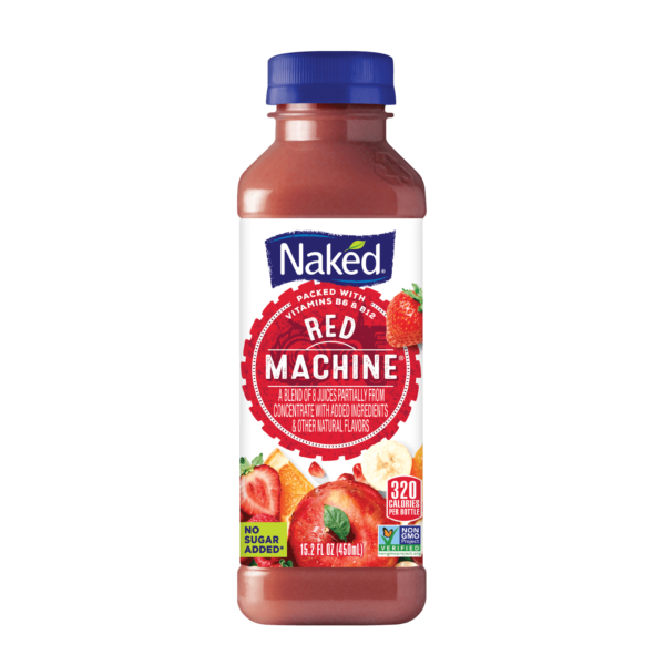 Naked Red Machine 15.2oz