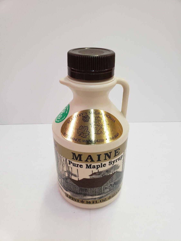 Slattery's Sugarhouse - Maine Maple Syrup - Pint