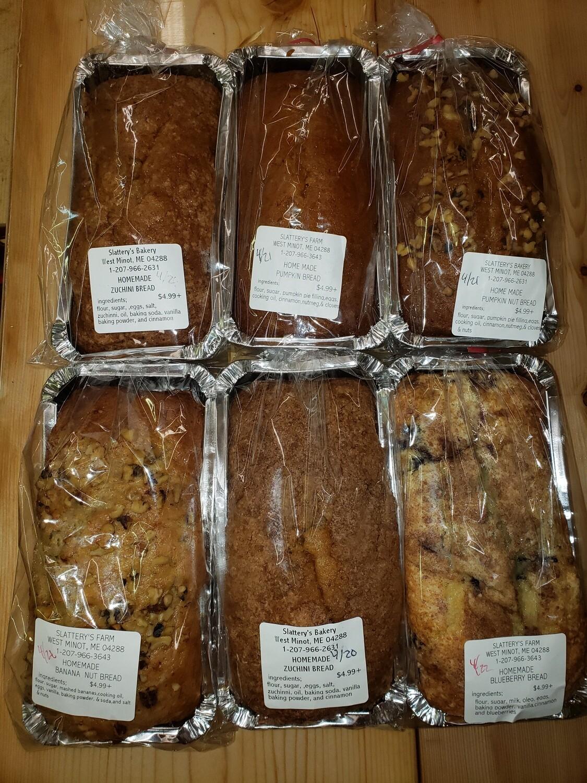 Local Homemade Bread