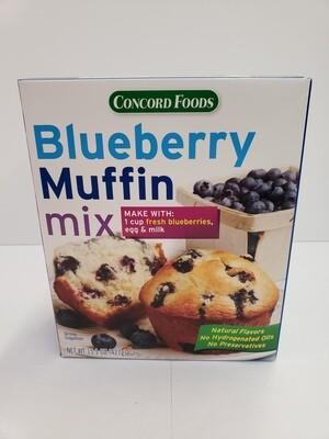 Blueberry Muffin Mix 15.1oz