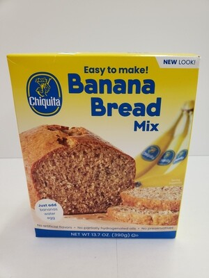 Banana Bread Mix 13.7oz