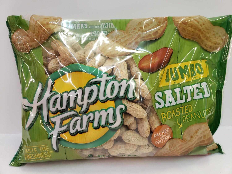 Peanuts Salted Jumbo 24oz