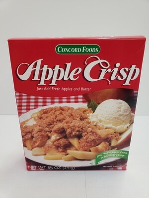 Apple Crisp 8.5 oz