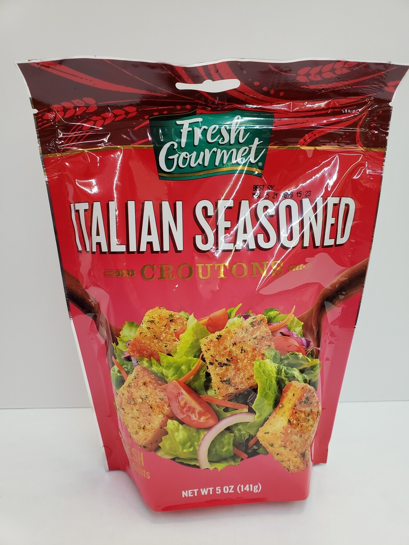 Croutons Italian Seasoned