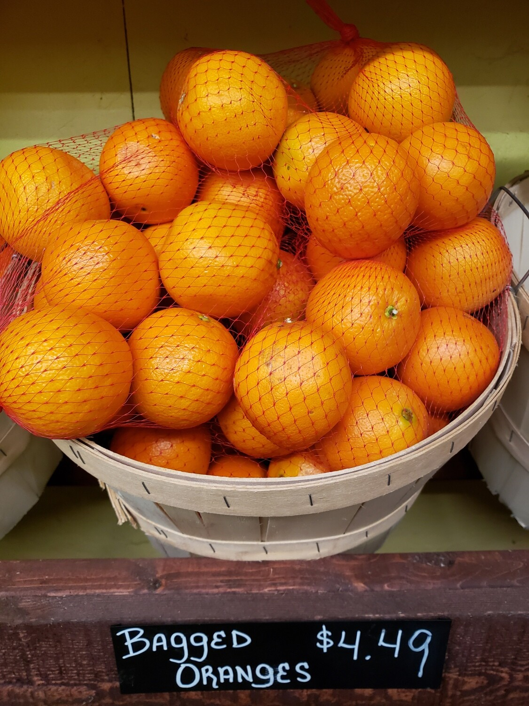 Oranges 113 ct (Bagged)