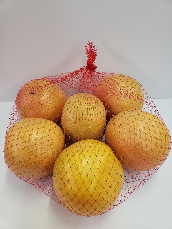 Grapefruit Red 48 bagged