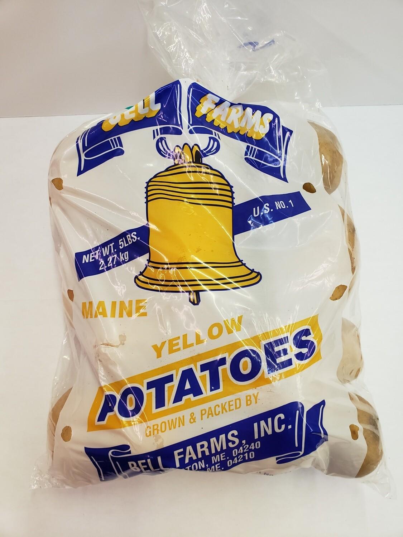 Potatoes Yukon Gold 5 lb