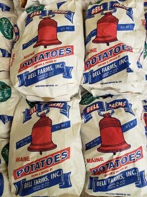 Potatoes 10 lb bag NATIVE