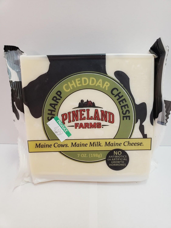 Cheese Pineland Sharp Cheddar 7oz