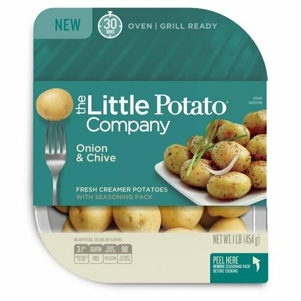 Little Potato Company - Onion & Chive