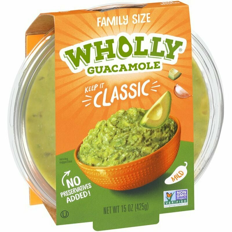 Wholly Guacamole - Family Size