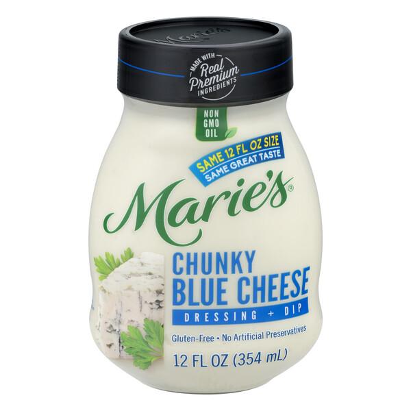 Marie's Chunky Blue Cheese Dressing + Dip 12oz