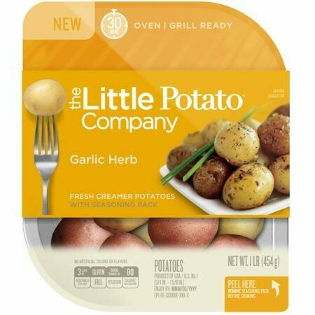 Little Potato Company - Garlic Herb