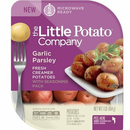 Little Potato Company - Garlic Parsley