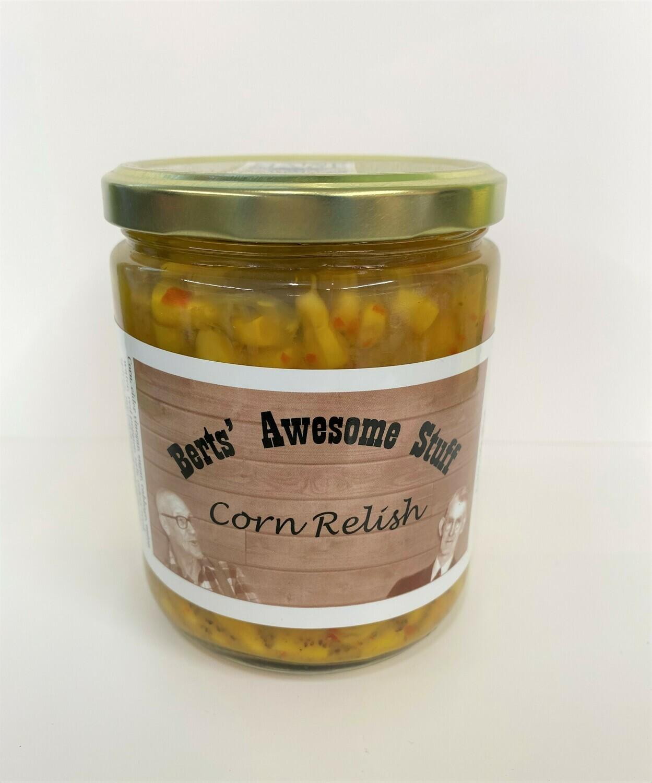 Bert's Corn Relish