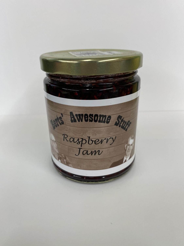 Bert's Raspberry Jam