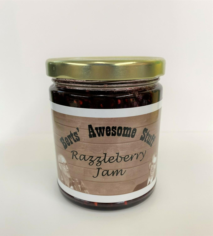 Bert's Razzleberry Jam