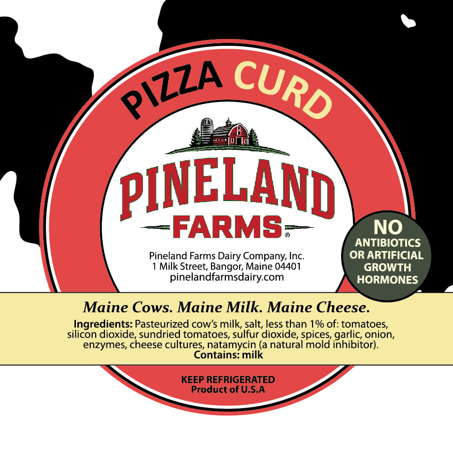 Cheese Curd Pizza Pineland