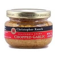 Chopped Garlic Organic 4.5oz