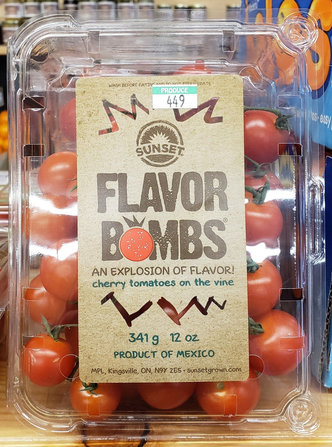 Tomatoes Flavor Bombs