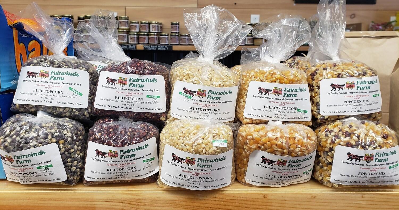 Native Popcorn
