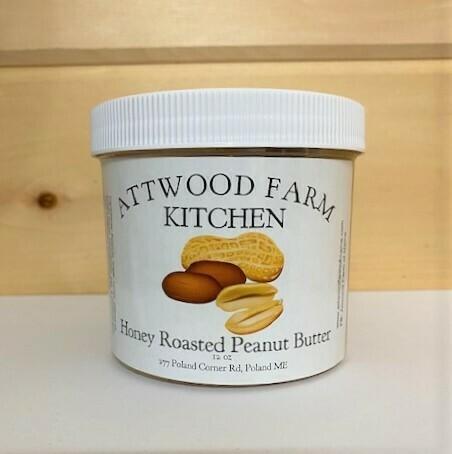 Attwood Farm - Honey Roasted Peanut Butter