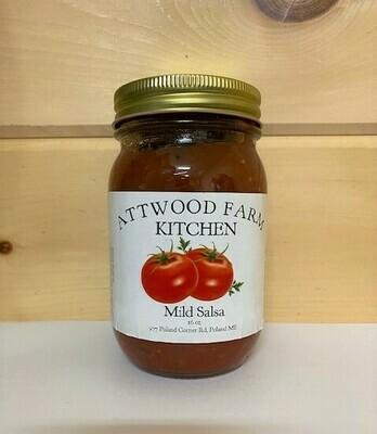 Attwood Farm - Mild Salsa