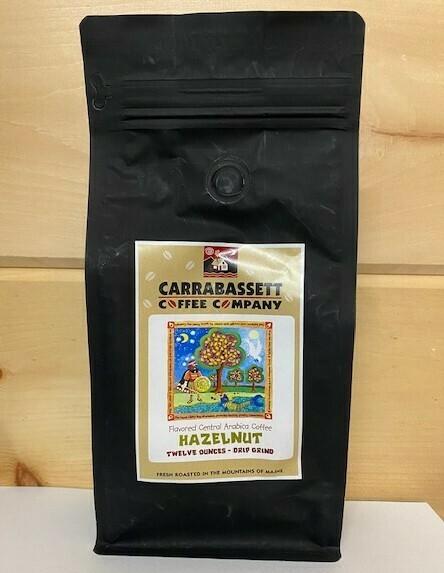 Carrabassett Coffee - Hazelnut