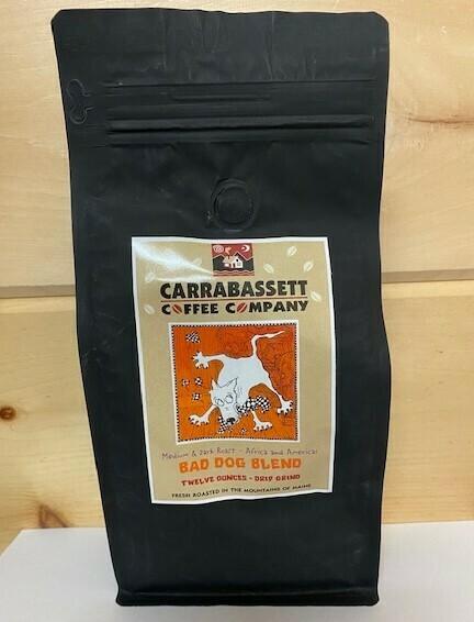 Carrabassett Coffee - Bad Dog Blend