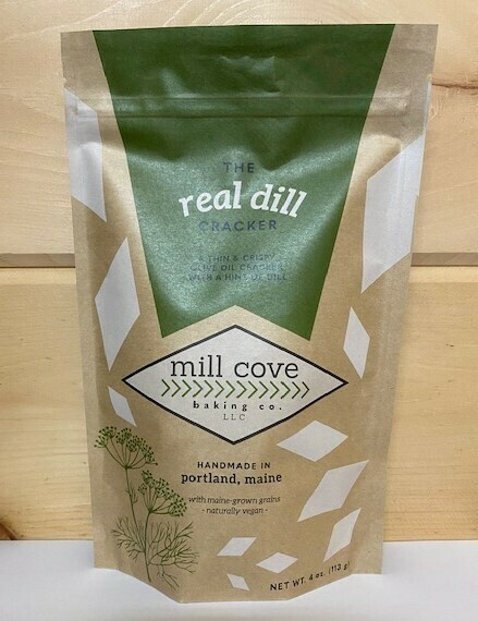 Mill Cove - The Real Dill Cracker