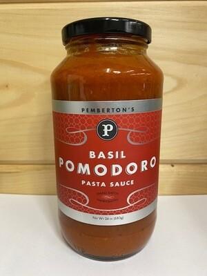 Pemberton's - Basil Pomodoro