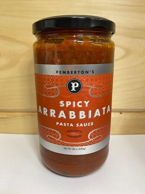Pemberton's - Spicy Arrabbiata