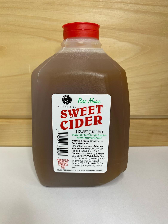 Apple Cider Quart