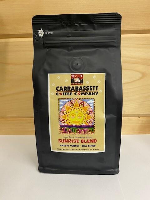 Carrabassett Coffee - Sunrise Blend