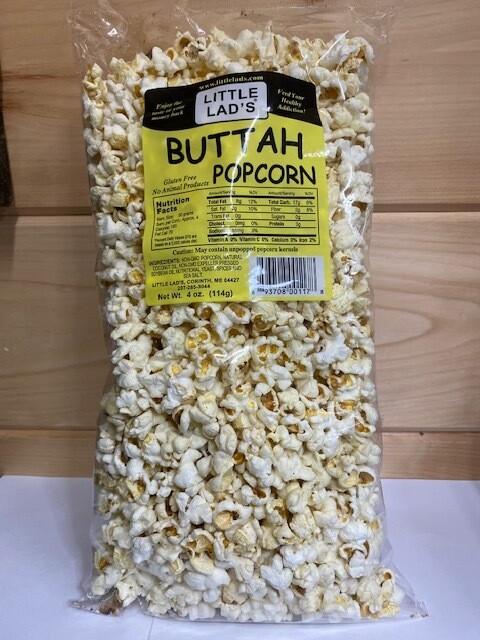 Little Lad's Popcorn - Buttah