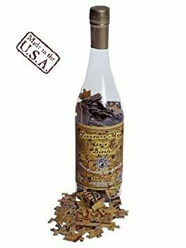 Channel Craft Treasure Map In A Bottle Jigsaw Puzzle