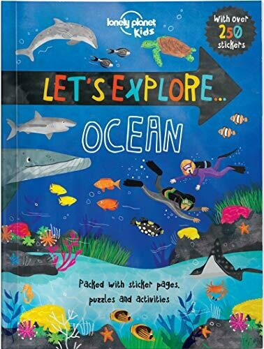 Let's Explore Ocean Sticker & Activity Book