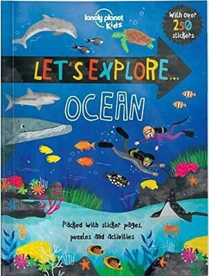 Let's Explore Ocean Sticker & Activity Book