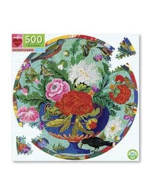 Eeboo 500 Piece Puzzle
