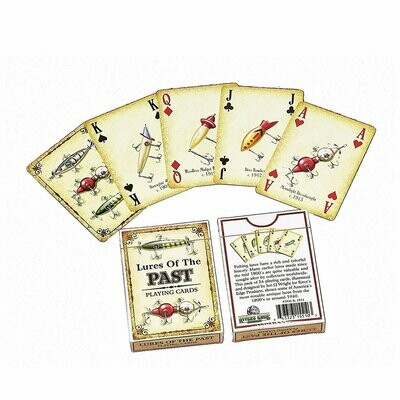 Playing cards, LURE