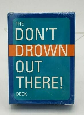 Don't Drown Out There Card Set