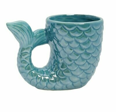 Mug Mermaid tail
