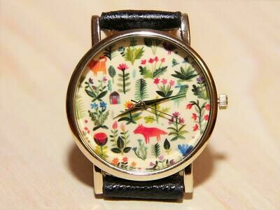 Forest Animals Wrist Watch