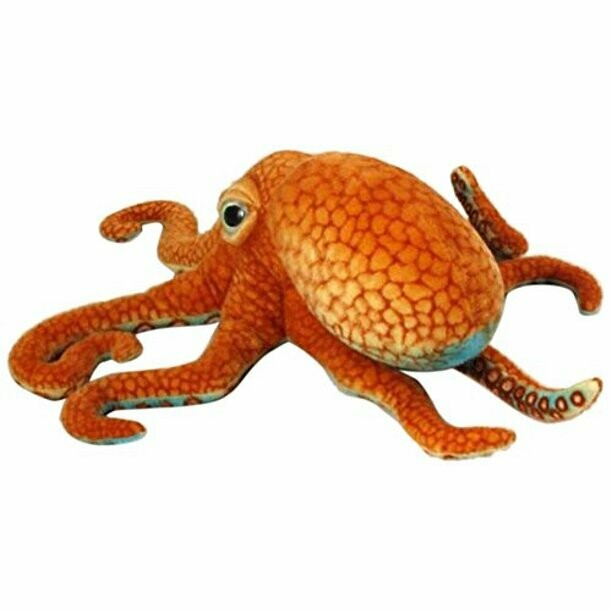Octopus, plush