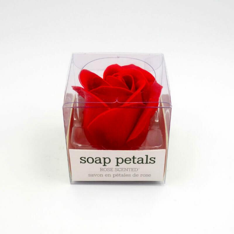 Soap, Rose petals
